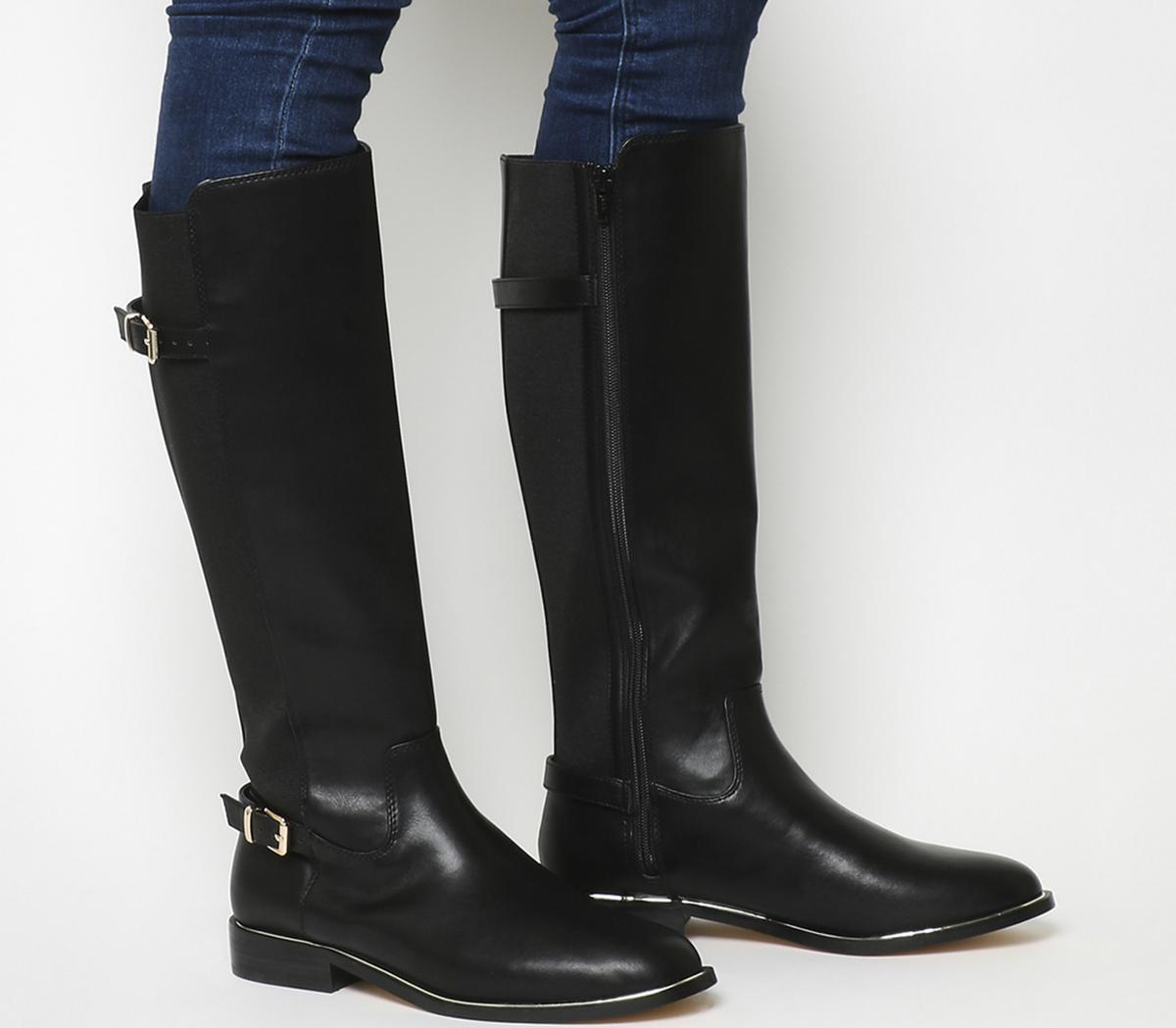 Kings Road Knee Boots