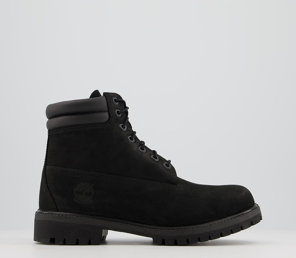 6 Inch Double Collar Boots