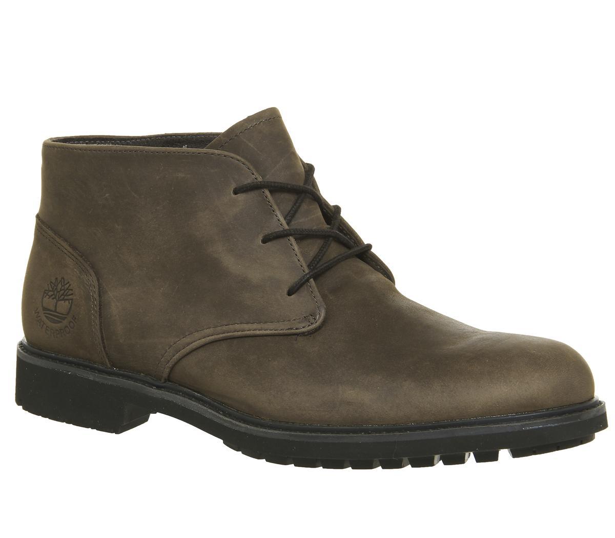 Timberland Stormbuck Chukka Boots Dark