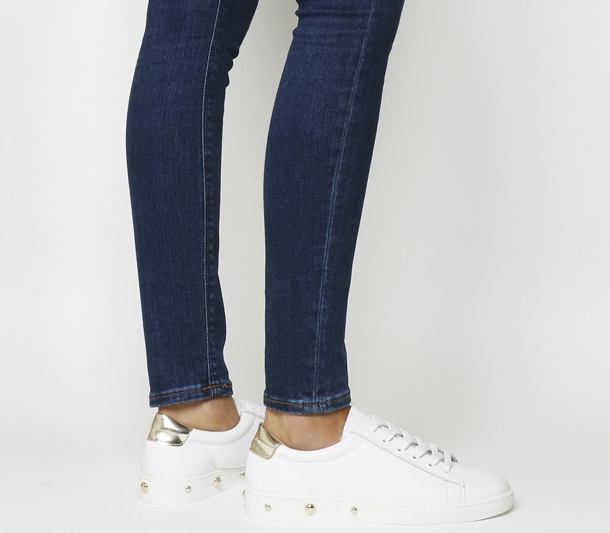 Footwork Lace Up Trainers