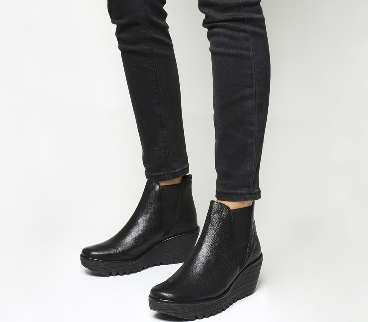 fly london yoss mousse women's boots leaking