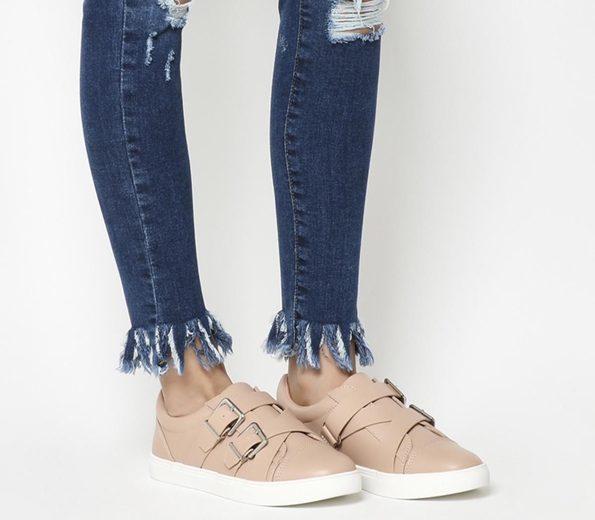 Finn Strappy Buckle Trainers
