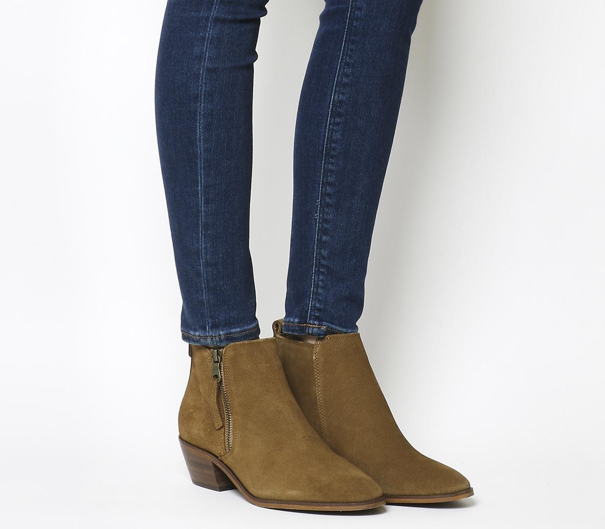 Annex Side Zip Boots