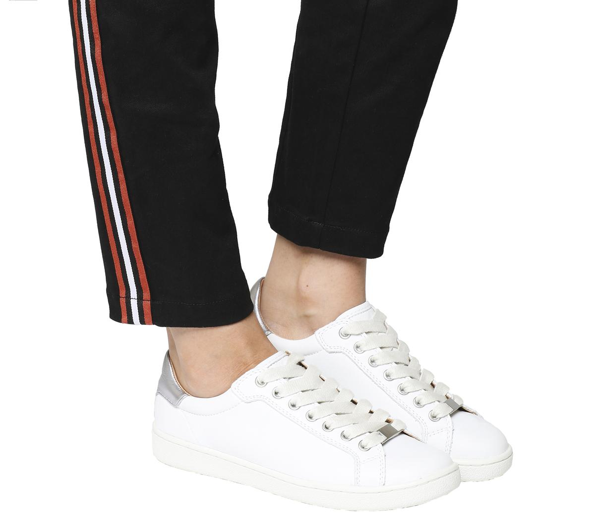 UGG Milo Sneakers White Leather - Hers