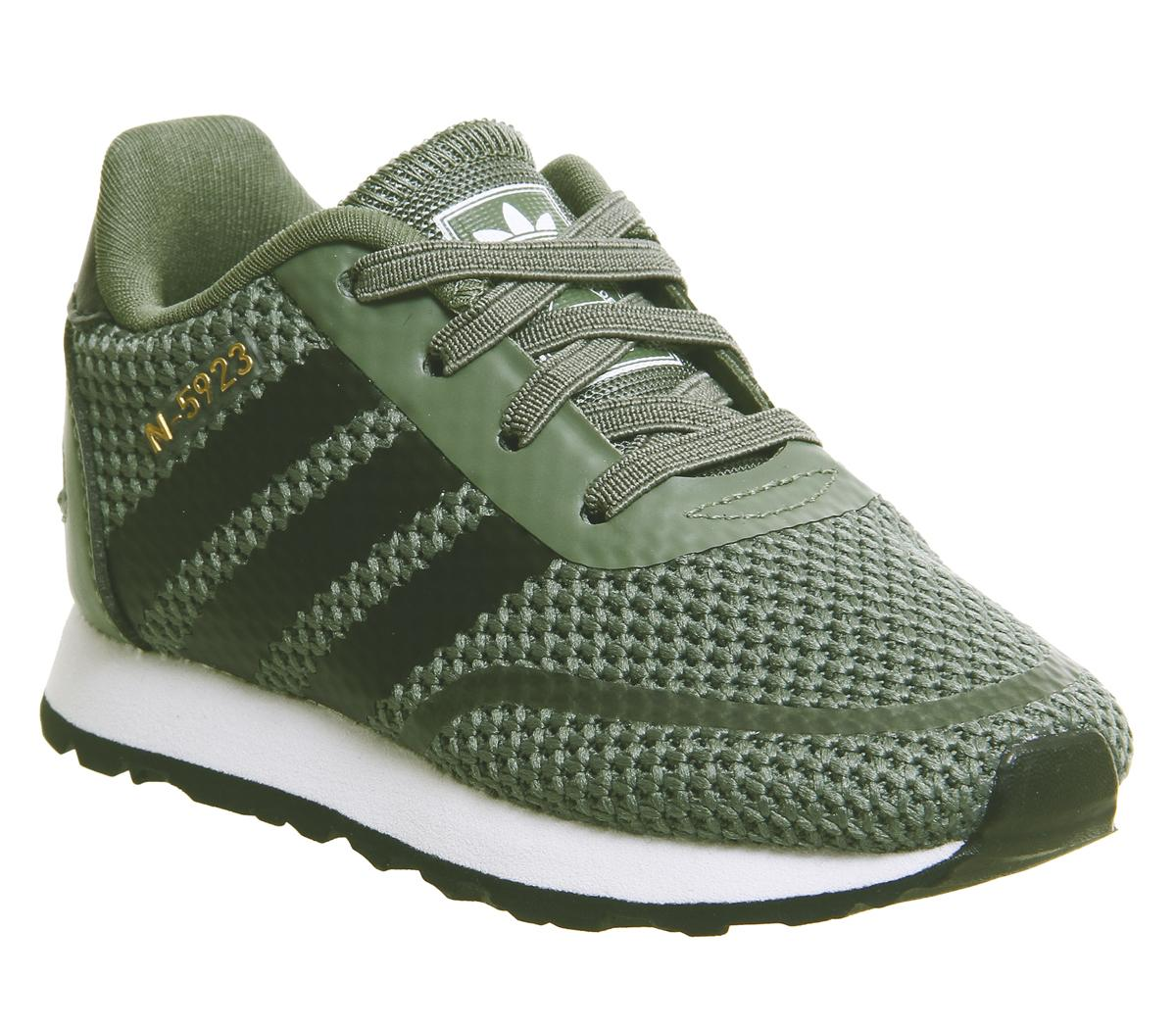 adidas N-5923 Infant Trainers Base