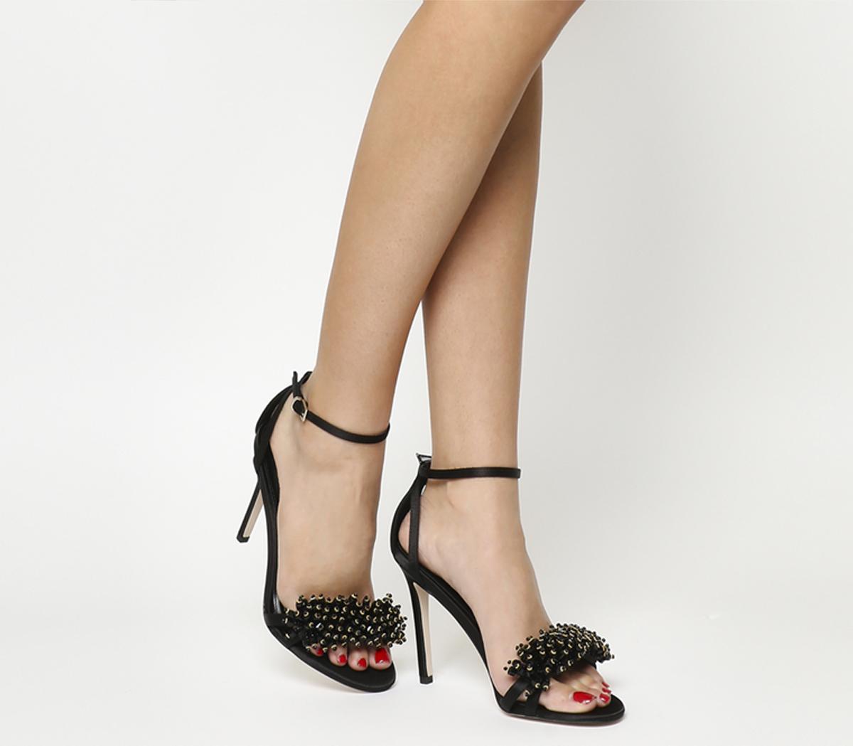 Hitch Hike Gem Bead Sandals