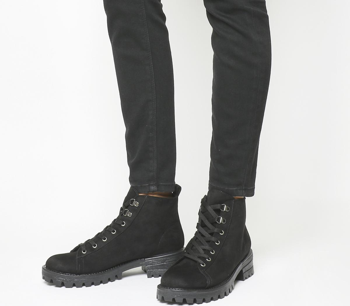 Avalanche Lace Up Hiker Boots