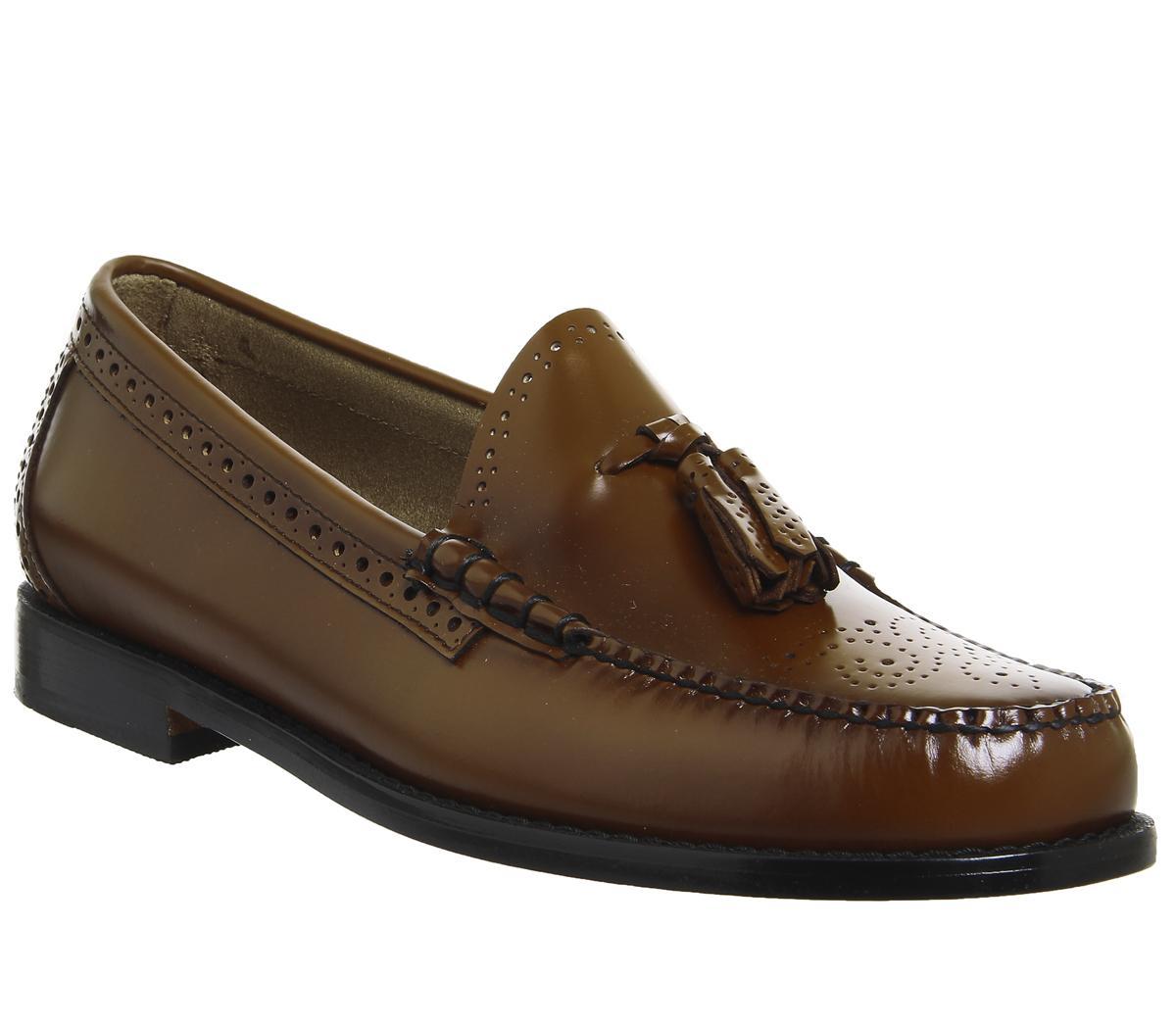 Larkin Brogue Tassel Loafers