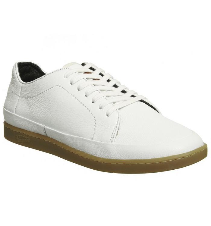 Original Penguin Original Penguin Luper Sneaker OFF WHITE LEATHER