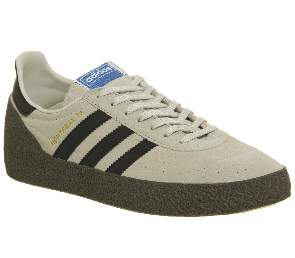 adidas Montreal 76 Trainers Clear Brown