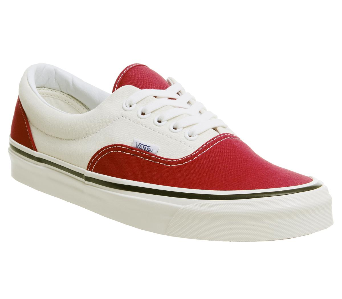 Vans Anaheim Ua Era 95 Dx OG RED WHITE ANAHEIM