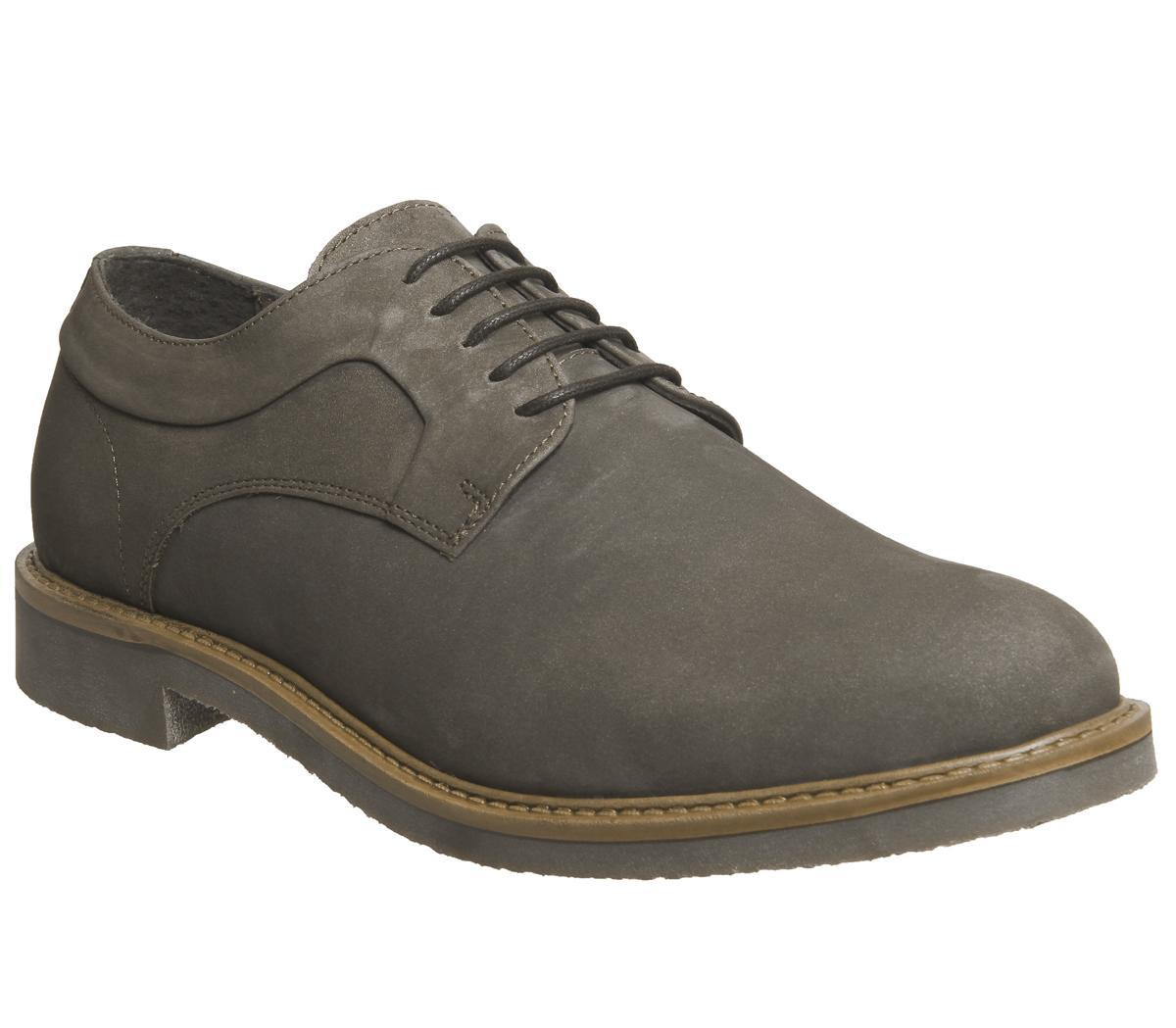 Giant Chunky Derby Shoes
