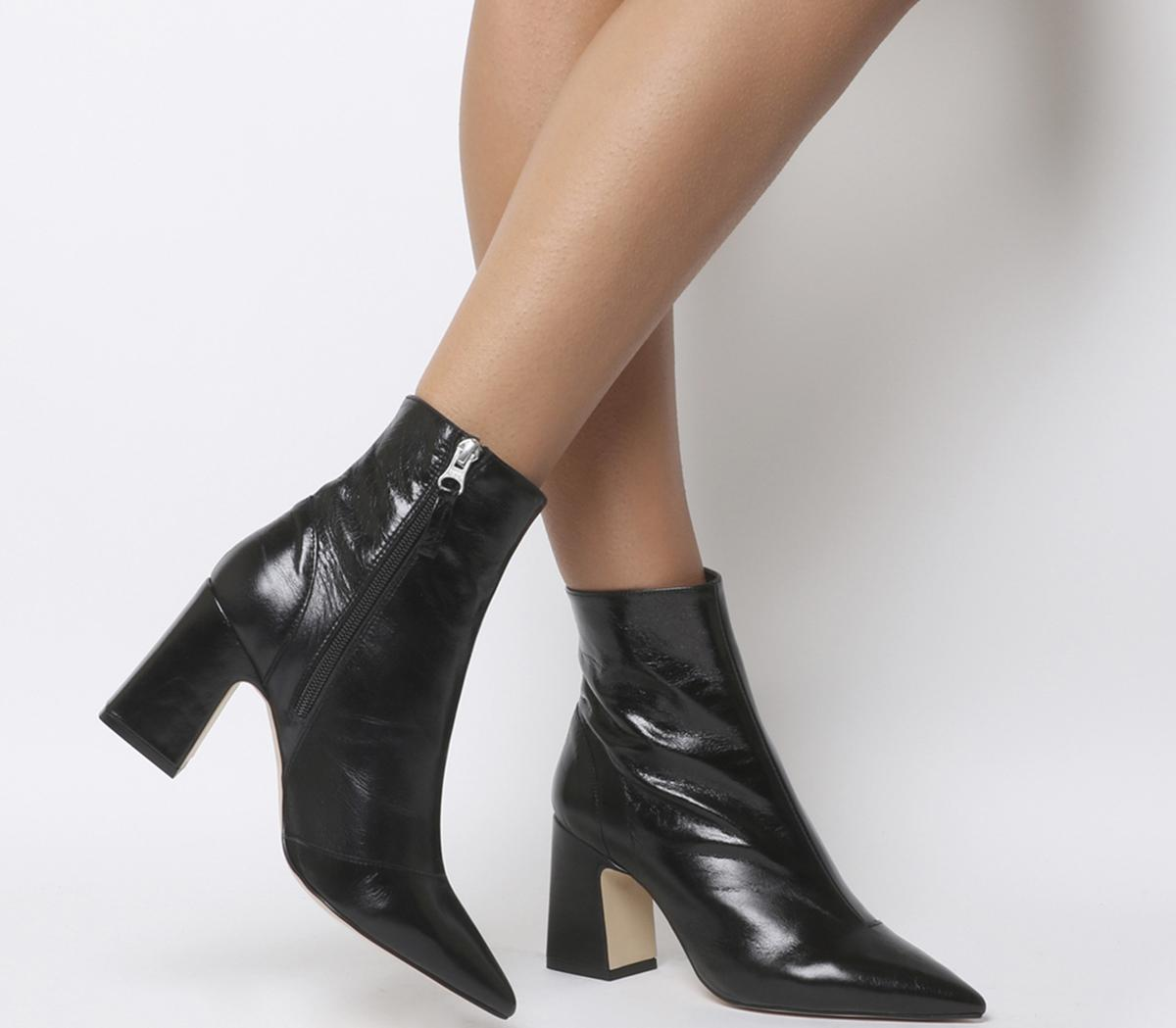 Alto Pointed Block Heels