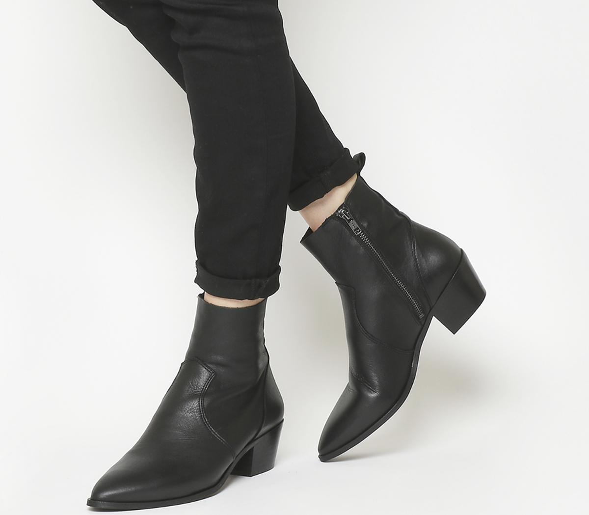 Auburn High Cut Unlined Boots
