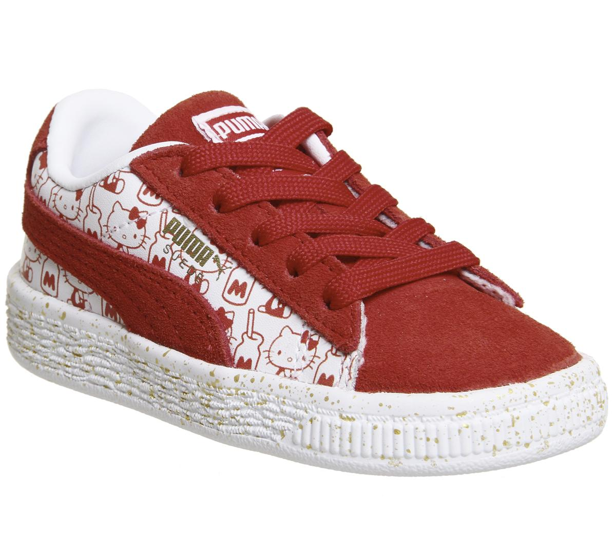 Puma Suede Classic Infant Hello Kitty