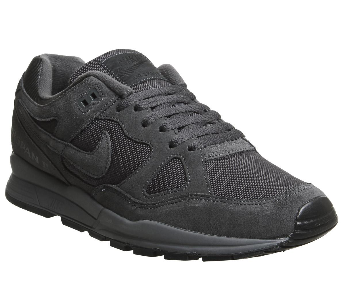 Nike Air Span II Trainers Anthracite