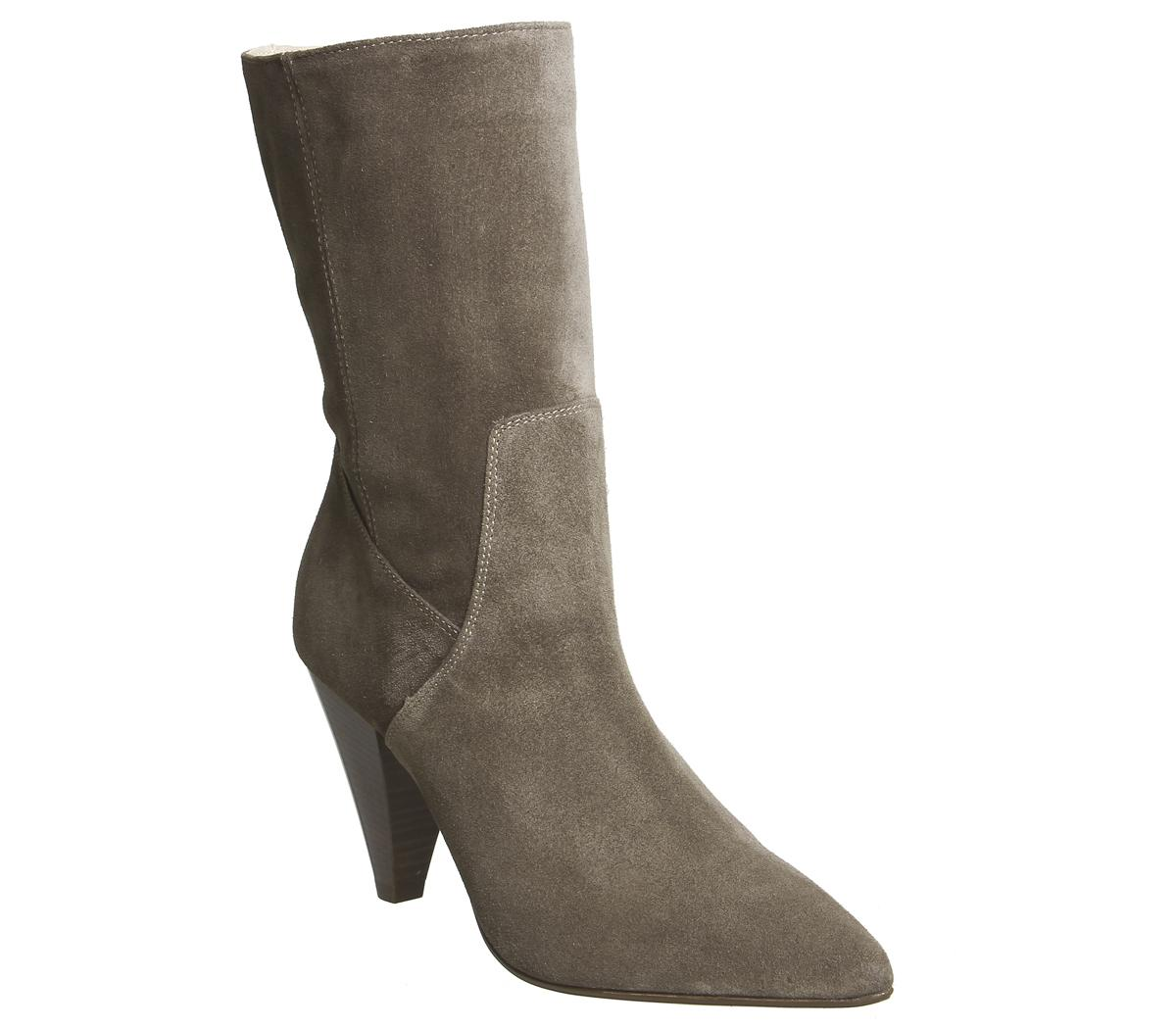 Aspen Slouch Ankle Boots