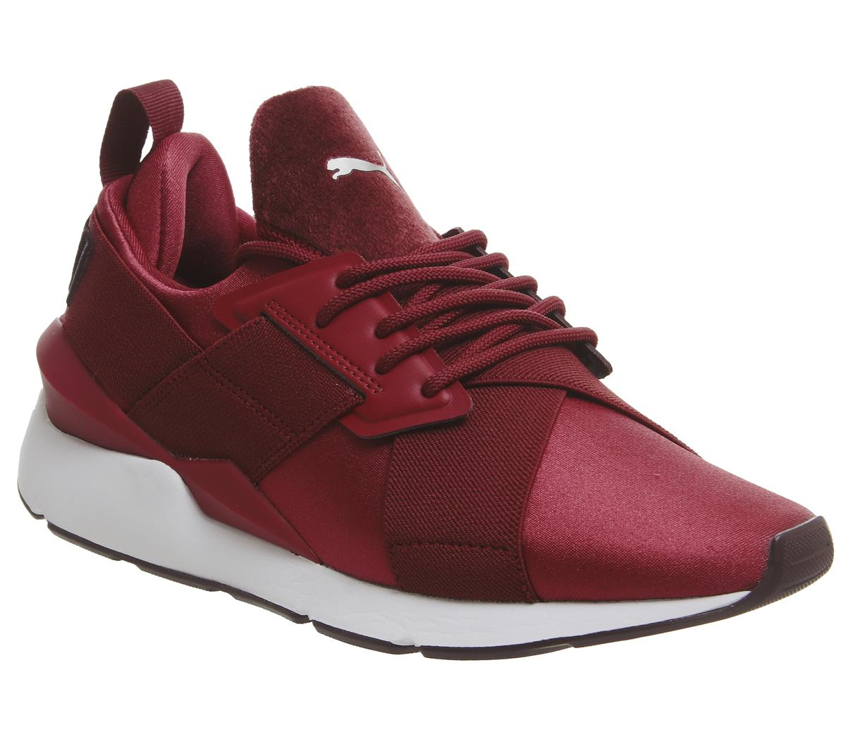 Puma Muse Xstrap Trainers
