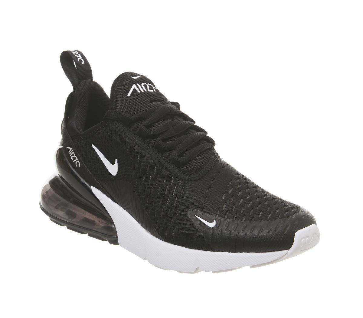 Nike Air Max 270 Blackanthracite white