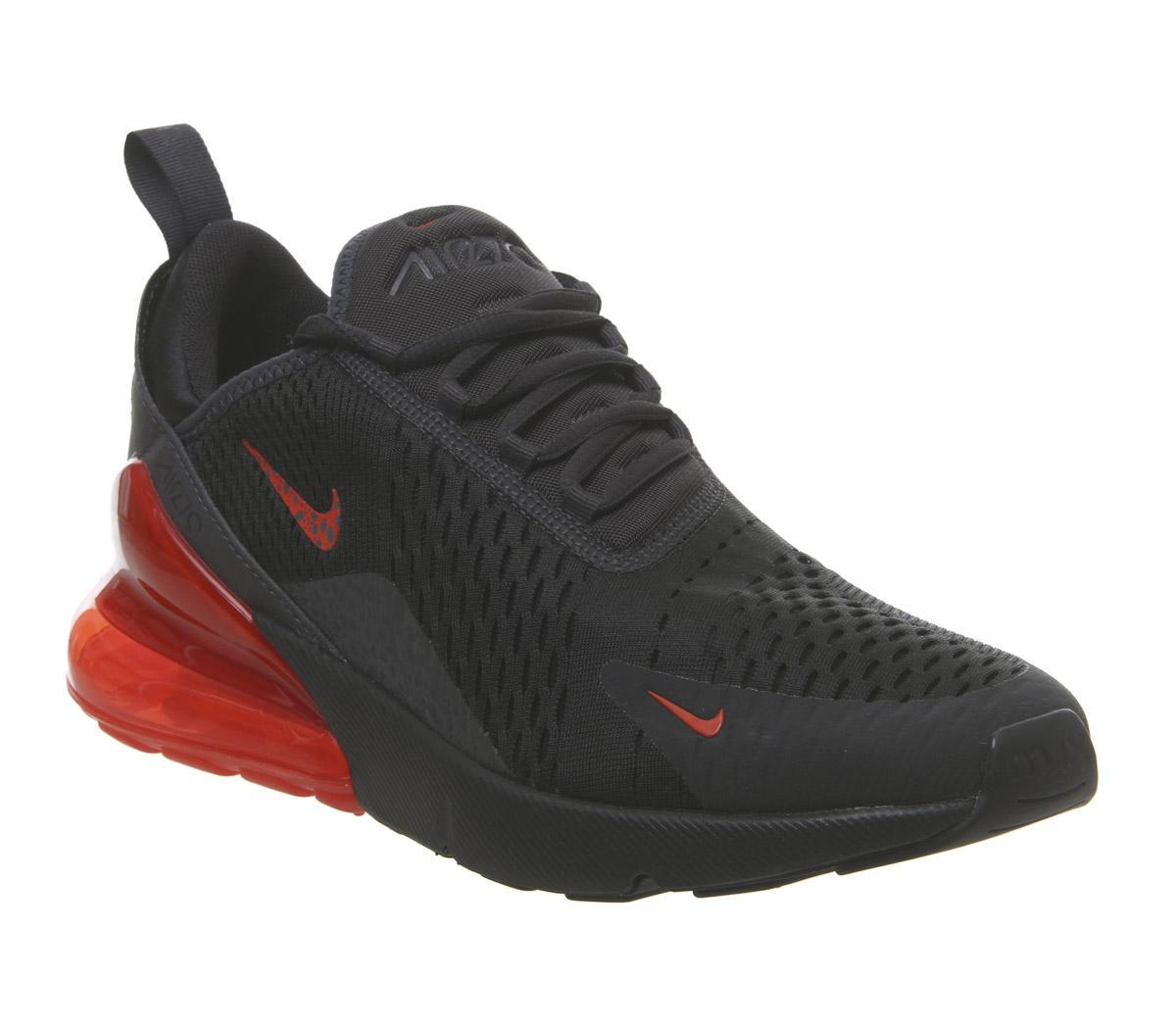 Nike Air Max 270 Trainers Off Noir