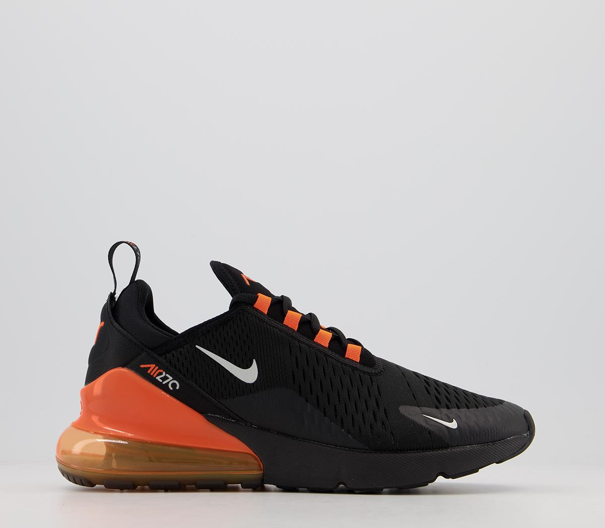 Nike Air Max 270 Trainers Black