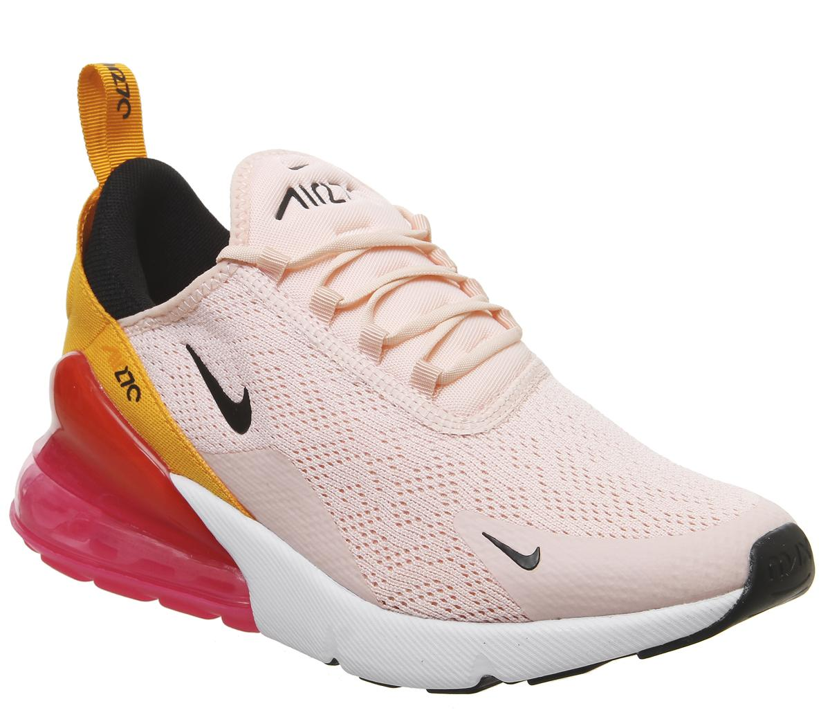 AIR MAX 270 Trainers washed coralblacklaser fuchsia