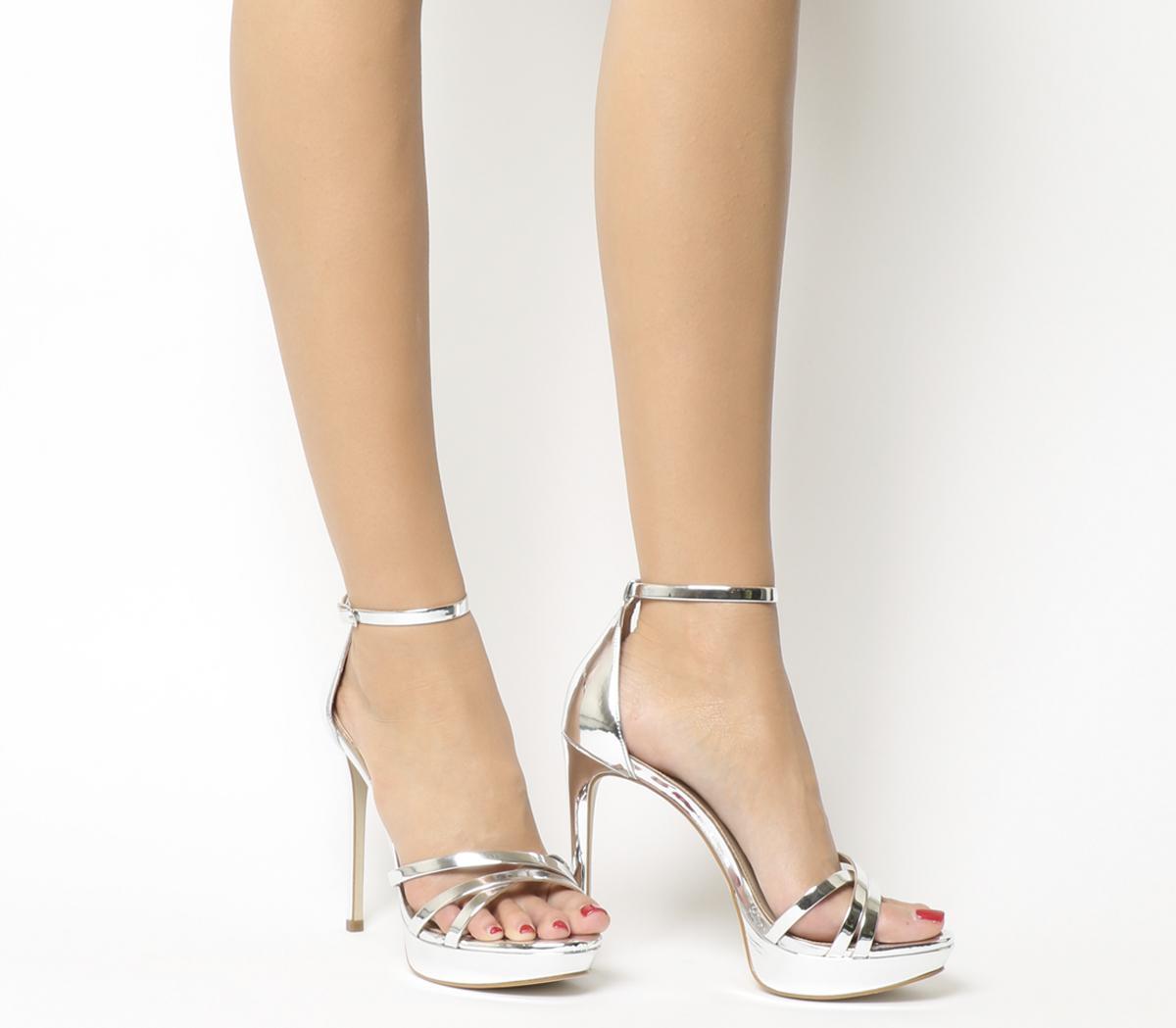 Office Hey Day Platform Heel Sandals