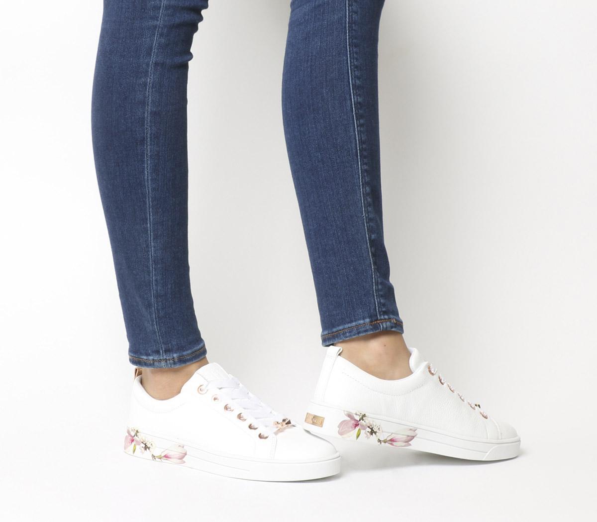 Ted Baker Kelleip Sneakers White