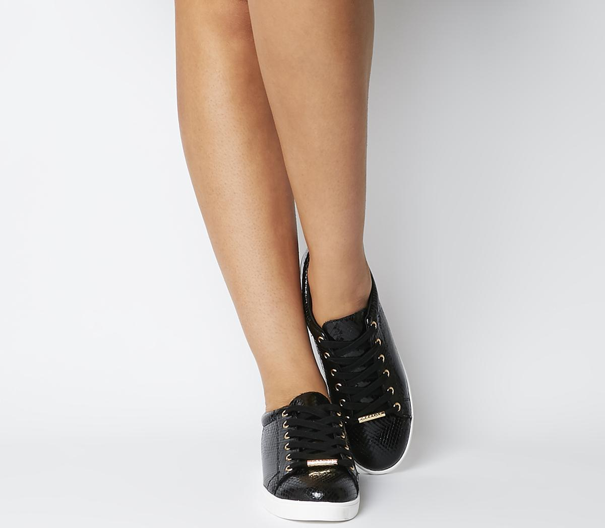 Florence Lace Up Trainers