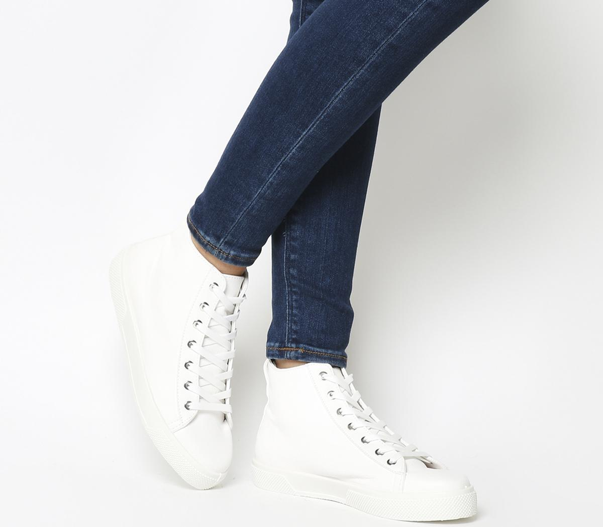 Freeze High Top Trainers
