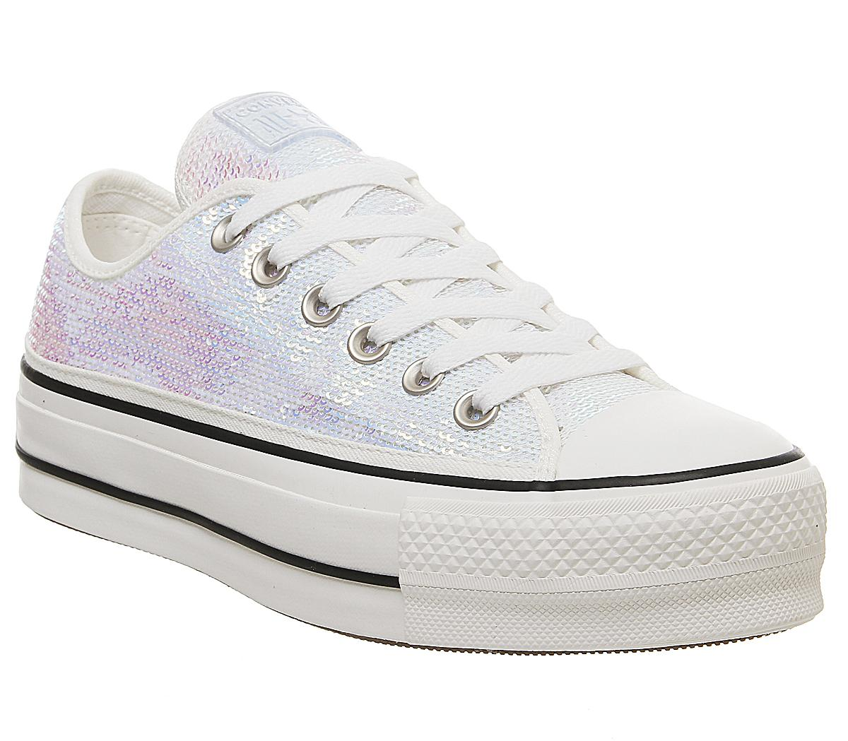Converse All Star Lift Low Trainers