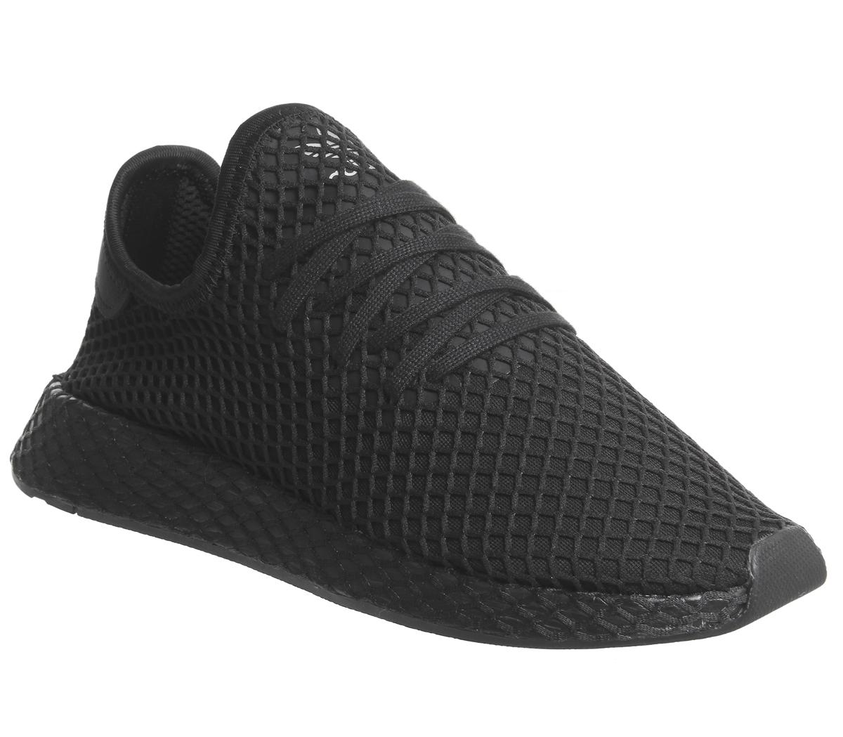 adidas Deerupt Trainers Core Black Core