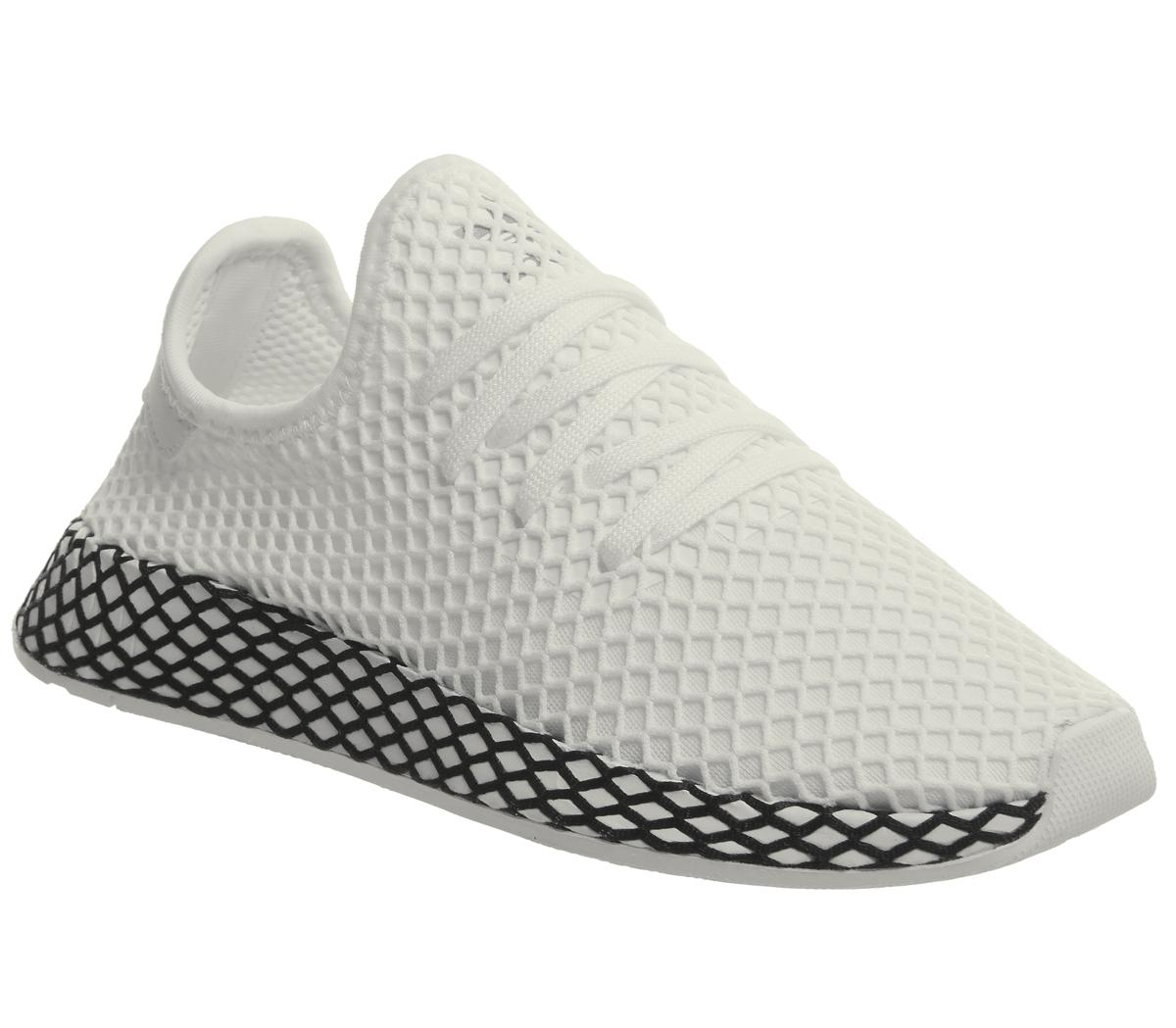 adidas Deerupt Trainers White White