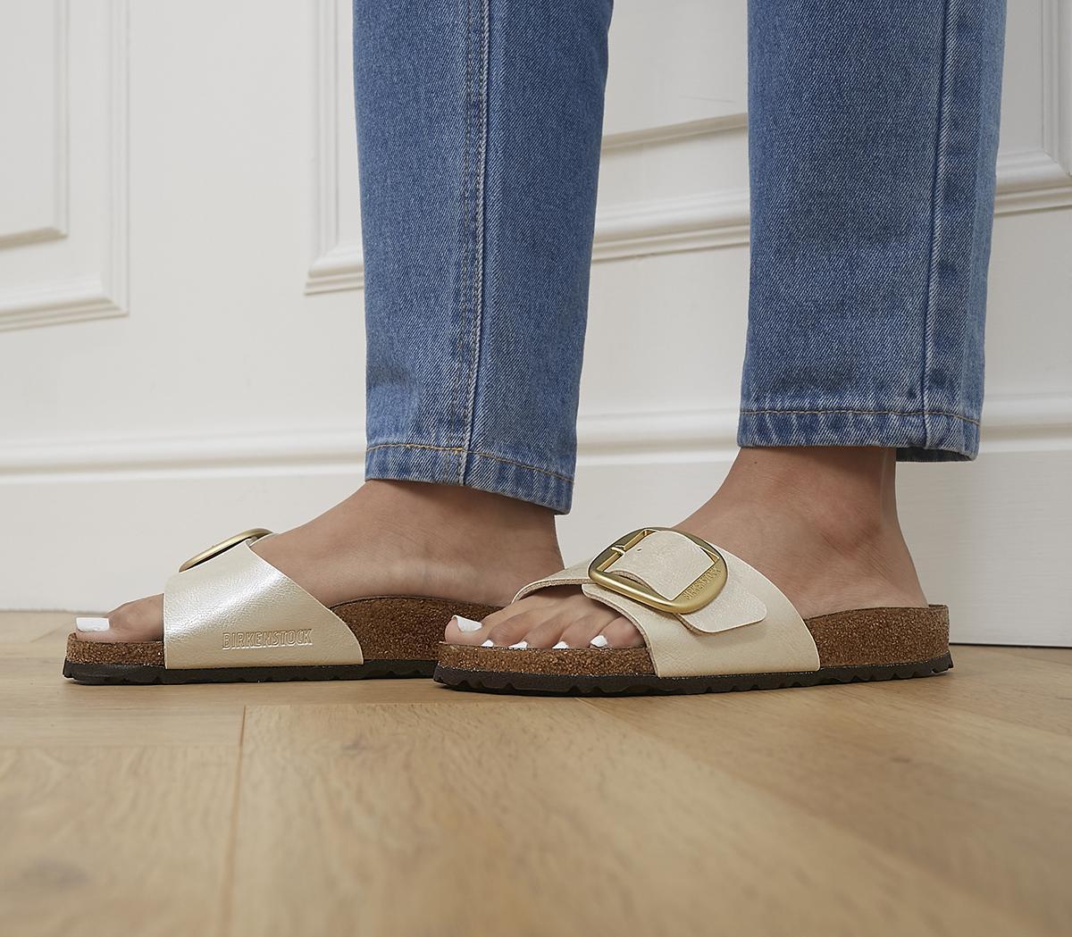 Madrid Big Buckle Sandals