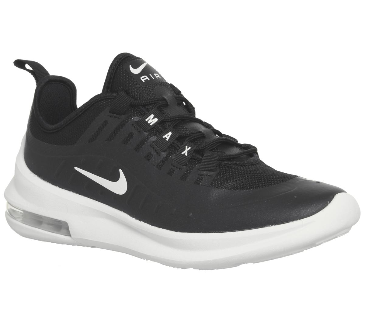 Nike Air Max Axis Trainers Black White