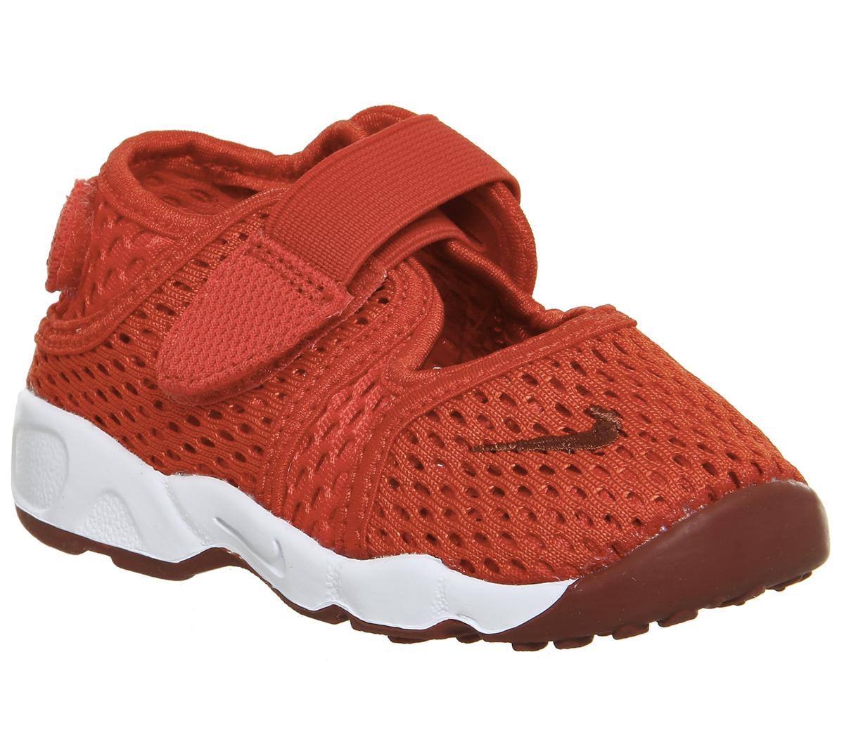 Nike Rift Infant Shoes Red White - Unisex