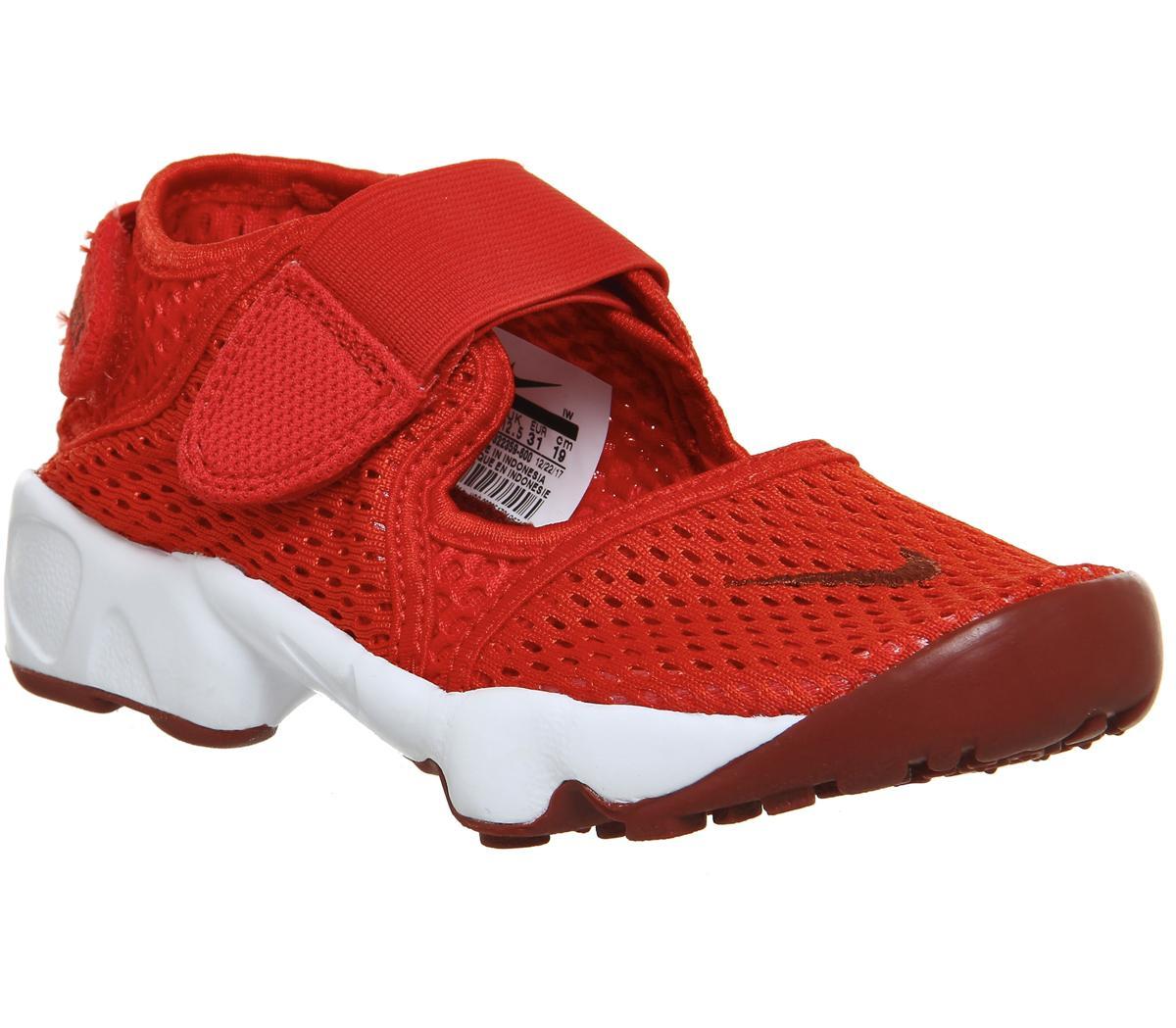 Distribución víctima Aislante  Nike Rift Ps Infant Shoes Red White - Unisex