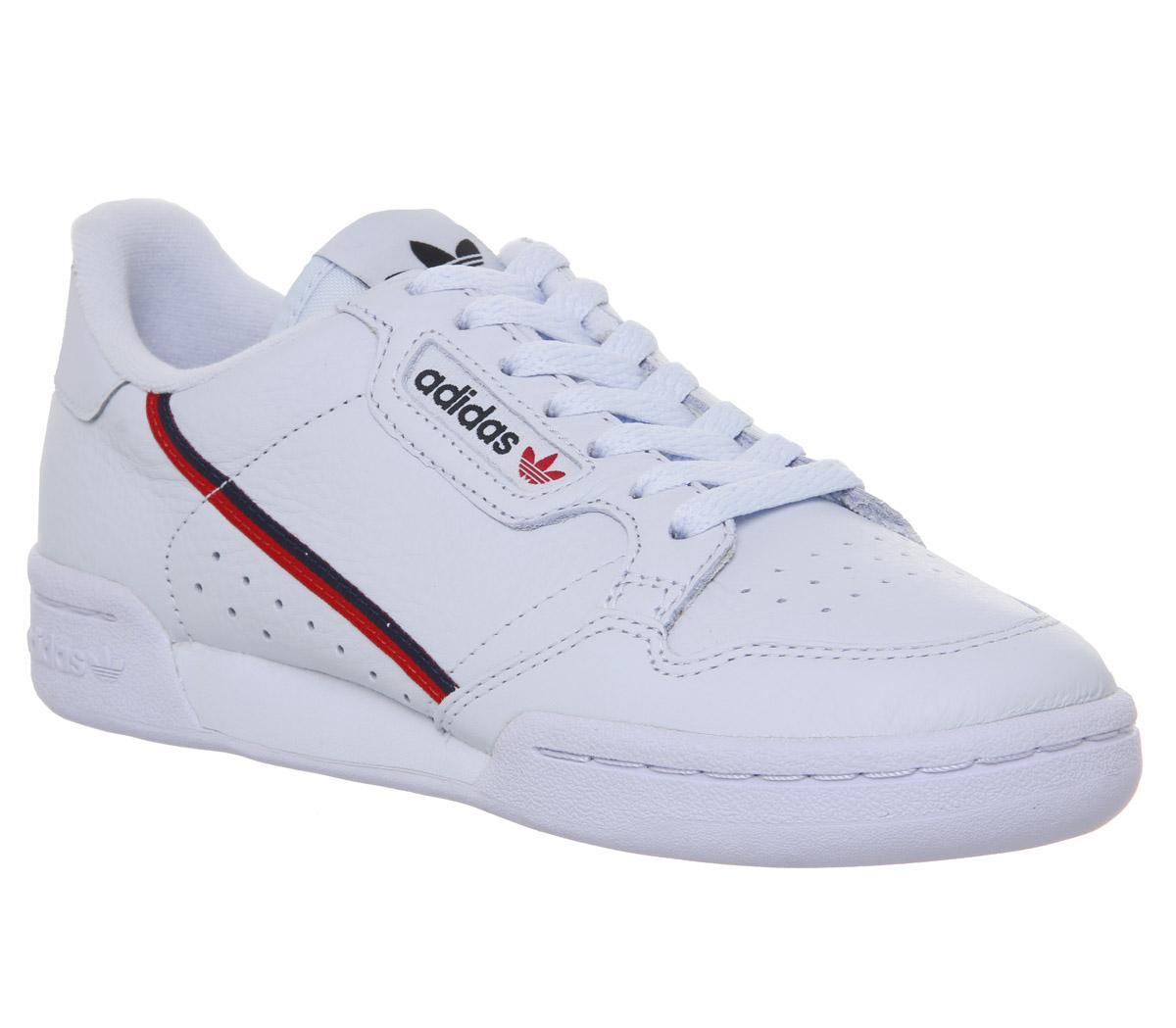 adidas Continental 80s Trainers Aero