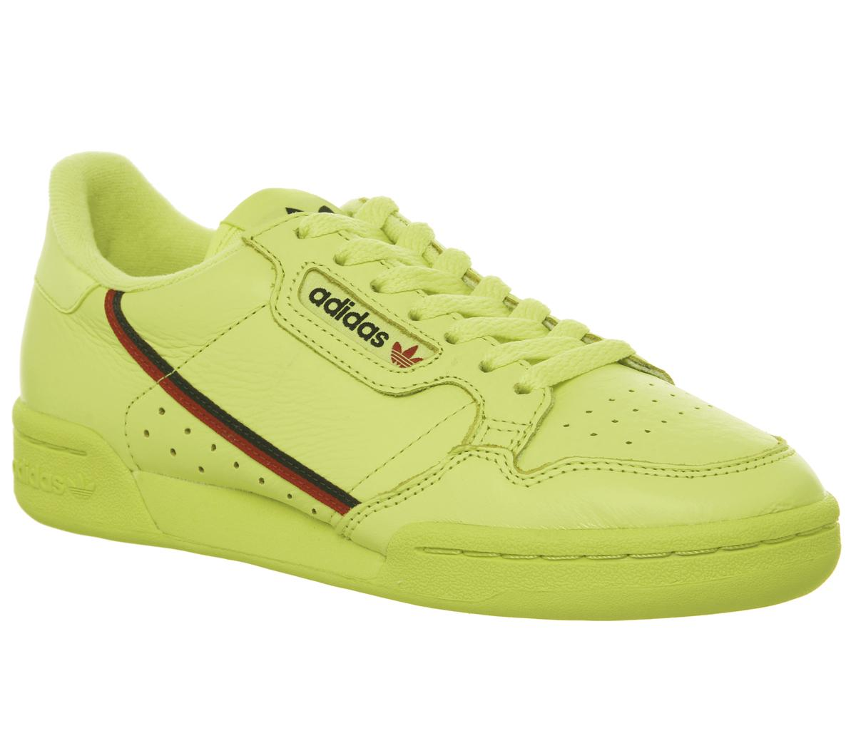 adidas Continental 80s Trainers Semi