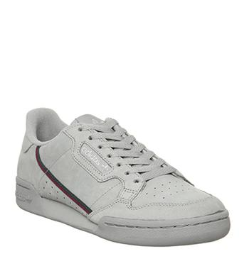 adidas Continental 80   Black \u0026 White