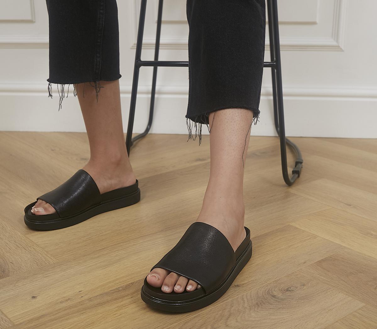 Vagabond Erin Sandals Black - Sandals