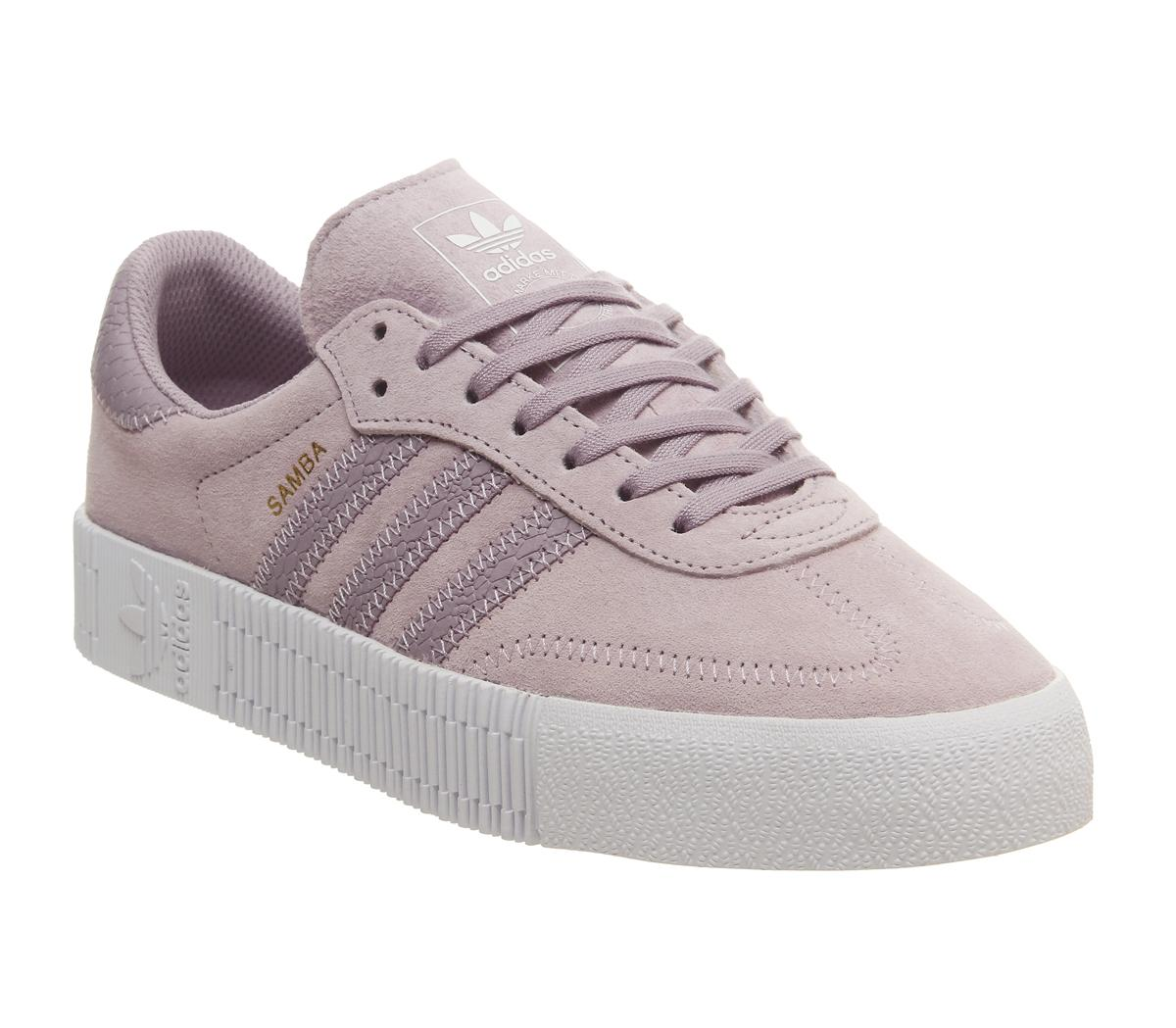 Samba Rose Trainers