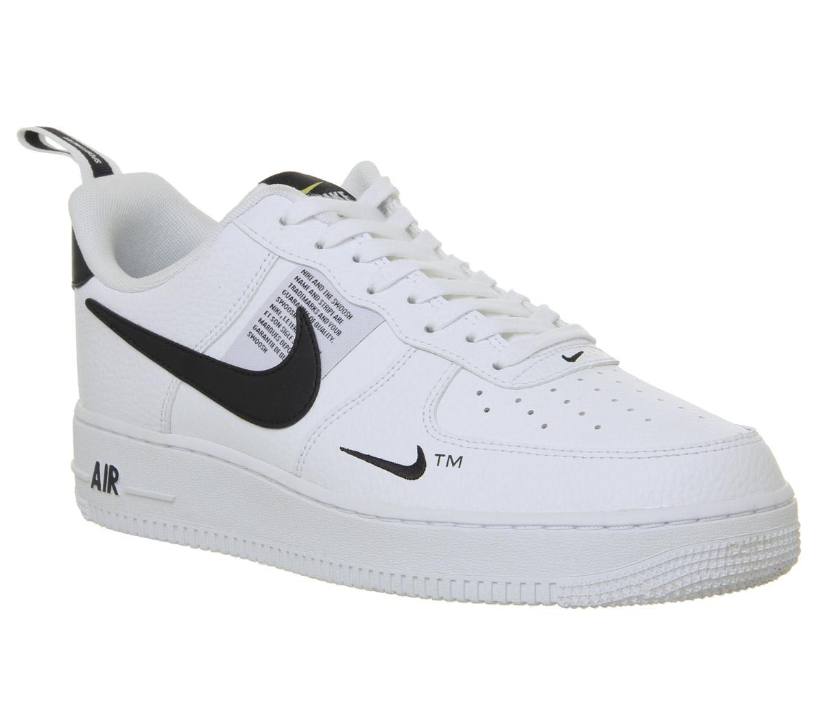 air force 1 utility weiß herren