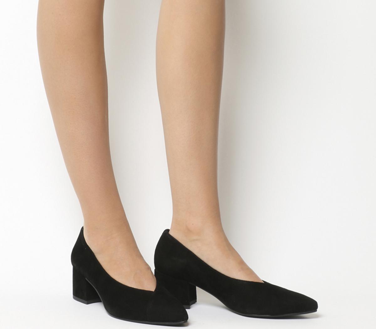 Mya Block Heels