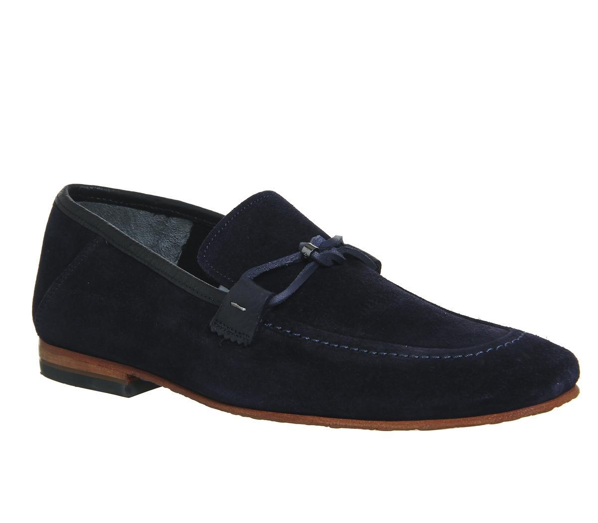Ted Baker Hoppken Loafers Dark Blue