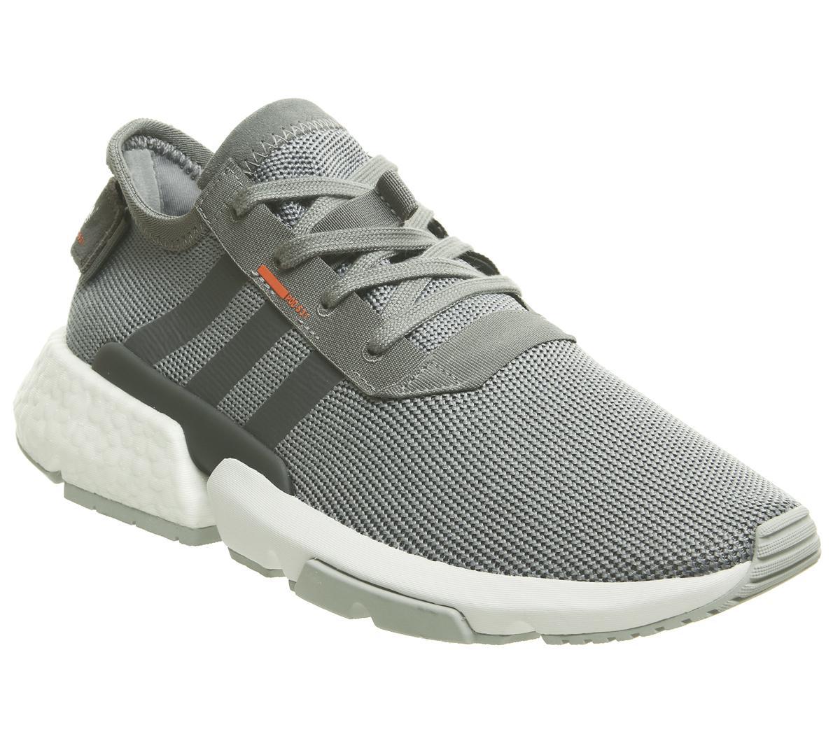 adidas Pod S3.1 Trainers Grey Three