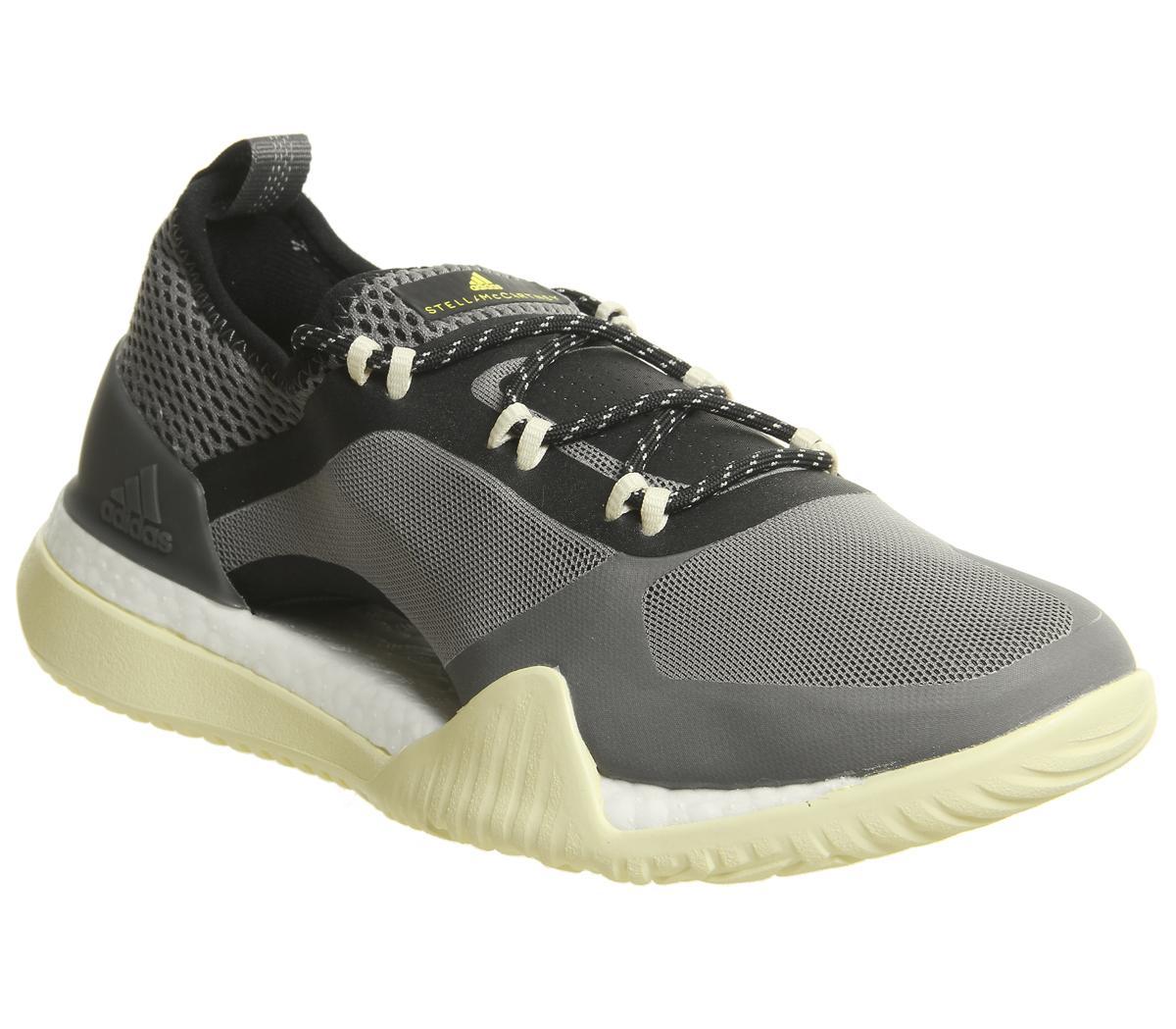adidas Stella McCartney PureBOOST X TR 3.0 Womens Running Shoes Grey