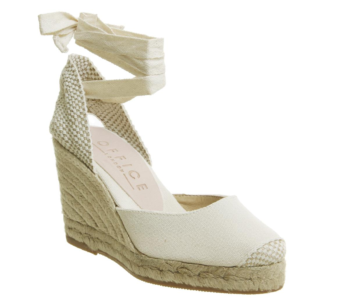 Marmalade Espadrille Wedges