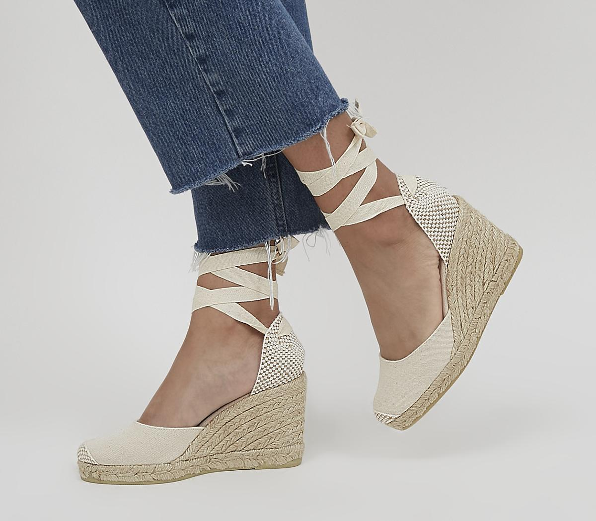 Office Marmalade Espadrille Wedges