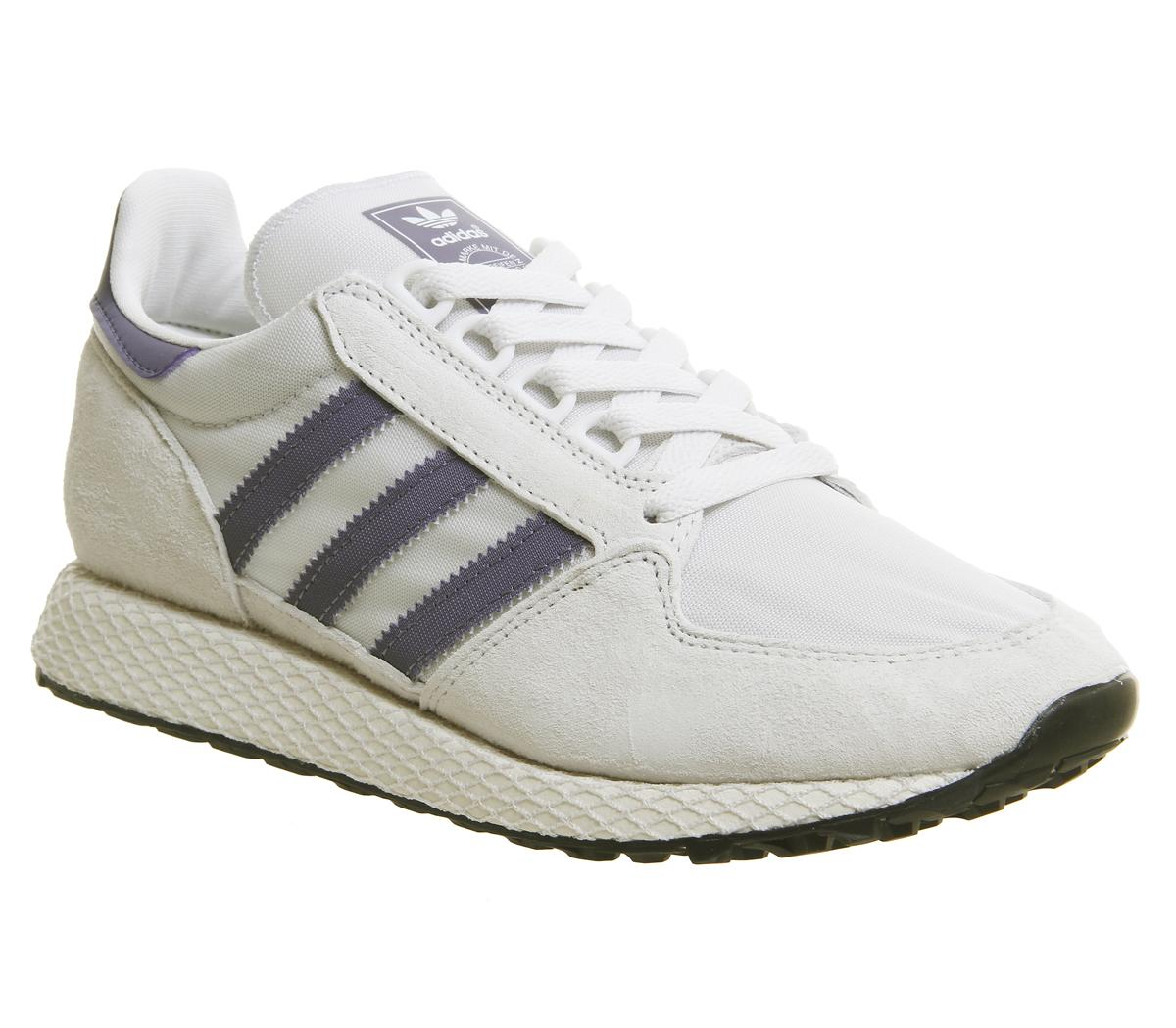 adidas Forest Grove Trainers Crystal
